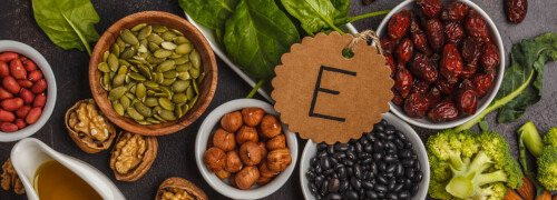 Все о витамине Е